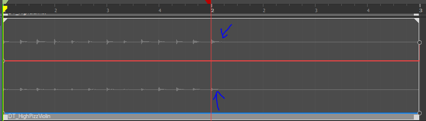 InterludeHighViolinWaveform