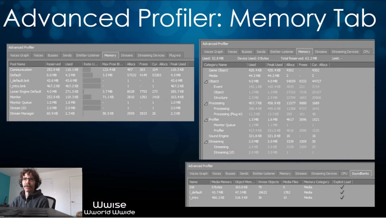 MemoryCategories